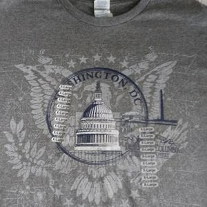 NWT Washington DC t-shirt XL